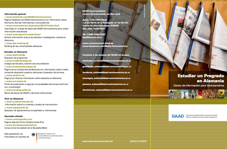 BrochureDAAD